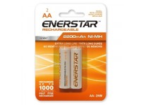 Piles AA Ni-MH rechargeable Enerstar