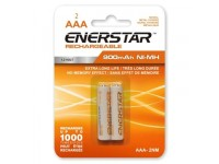 Piles AAA Ni-MH rechargeable Enerstar