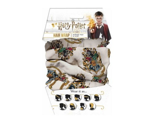 Bandeau multifonctionnel Harry Potter / Écussons Poudlard