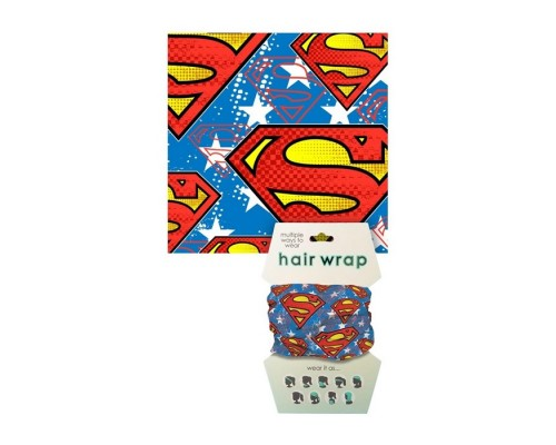 Bandeau multifonctionnel Superman