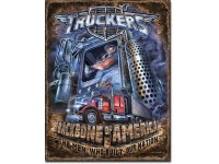 Enseigne Truckers / Backbone