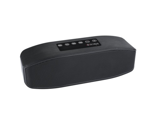 Haut-parleur Bluetooth ESCAPE PLATINUM SPBT938 avec Radio FM