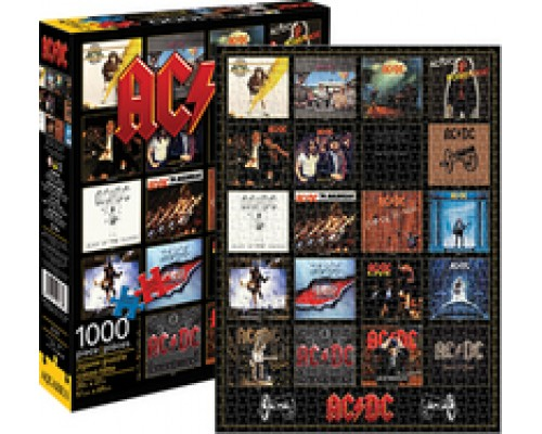 Casse-tête AC/DC / Discography 1000mcx