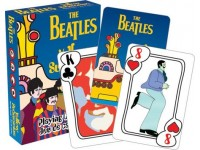 Jeu de cartes Beatles / Yellow submarine