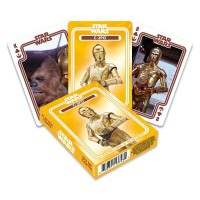 Jeu de cartes STAR WARS C-3PO
