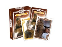 Jeu de cartes STAR WARS Chewbacca