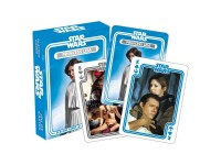 Jeu de cartes STAR WARS Princess Leia