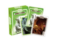 Jeu de cartes STAR WARS Yoda