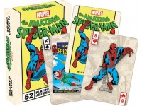 Jeu de cartes Spider-man