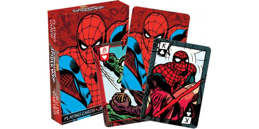 jeu de cartes spider man 2. Black Bedroom Furniture Sets. Home Design Ideas