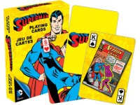 Jeu de cartes Superman / Rétro