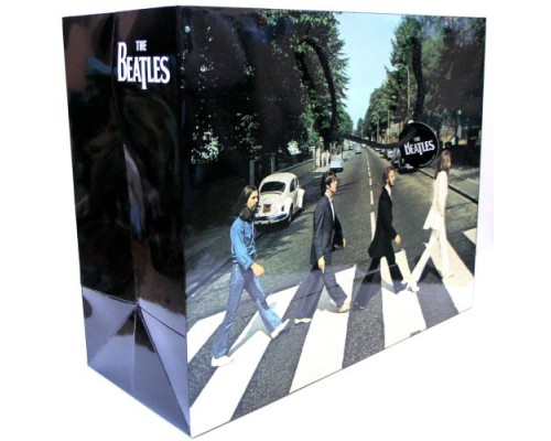 Beatles Grand sac papier / Abbey Road