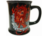 Tasse Big Pete's Tattoo Art / Devil Woman