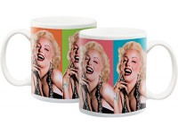 Tasse Marilyn Monroe / Couleurs