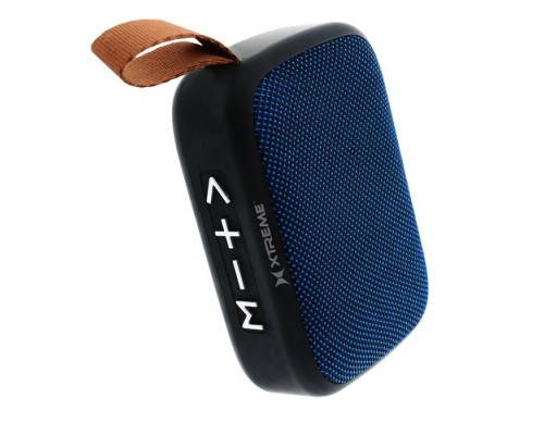 Haut-parleur Bluetooth Bleu REPLAY de Xtreme