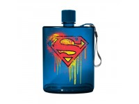 Flacon Superman Logo en acrylique