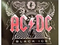 Jeté AC/DC en polar / Black Ice