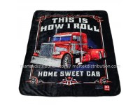 Couverture Camion Rouge, Home Sweet Cab