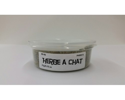 Herbe à chat 0.75oz