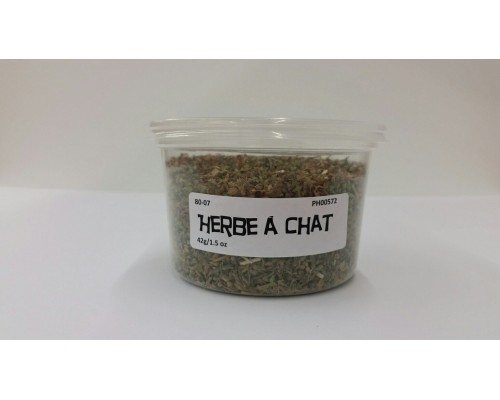 Herbe à chat 1.5oz