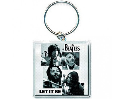Porte-clé Beatles / Let it be