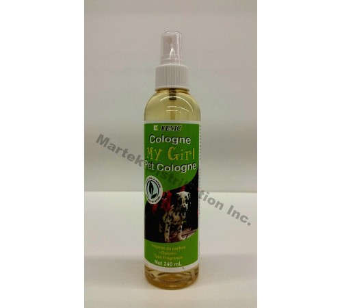 Cologne Kenic My Girl Opium 8oz